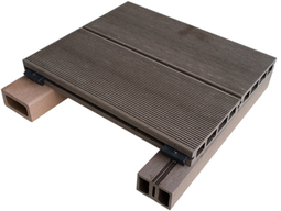 wpc terrassendielen dielen aus wpc f r die terrasse. Black Bedroom Furniture Sets. Home Design Ideas